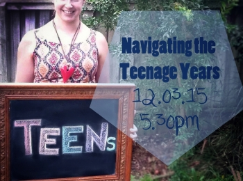 Navigating the Teenage Years: Talk
