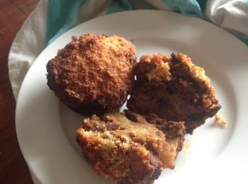 Lumberjack-ish Muffins