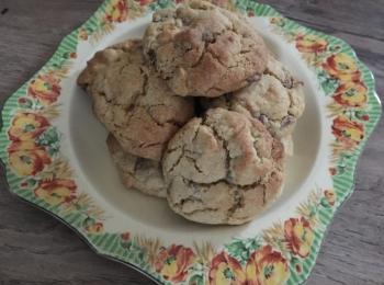 Gluten Free Choc-Chip Cookies