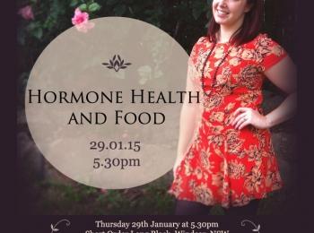 Hormone Health and Food Talk