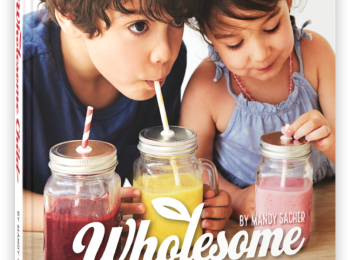 Review: Wholesome Child Cookbook and Nutrition Guide (plus Bonus recipe!)