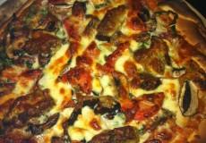 Veggie Packed Pizza