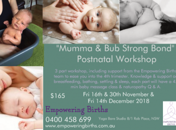 Post Natal Workshop