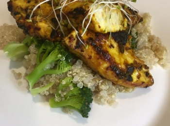 Anti-inflammatory Turmeric Chicken (Low Histamine)