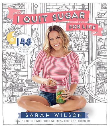 I Quit Sugar for Life - Print copy