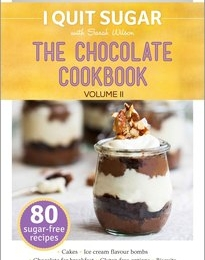 GIVEAWAY: I Quit Sugar Chocolate Cookbook Volume II