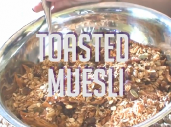 Toasted Muesli – Video