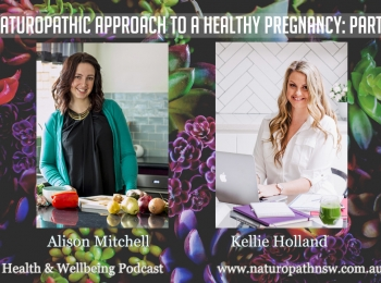 Naturopathic Approach to Pregnancy (Video) – Part 1