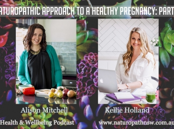 Naturopathic Approach to Pregnancy (Video) – Part 2